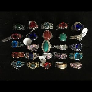 Jewelry - Today only! 25 new Gold Filled Sterling Silver